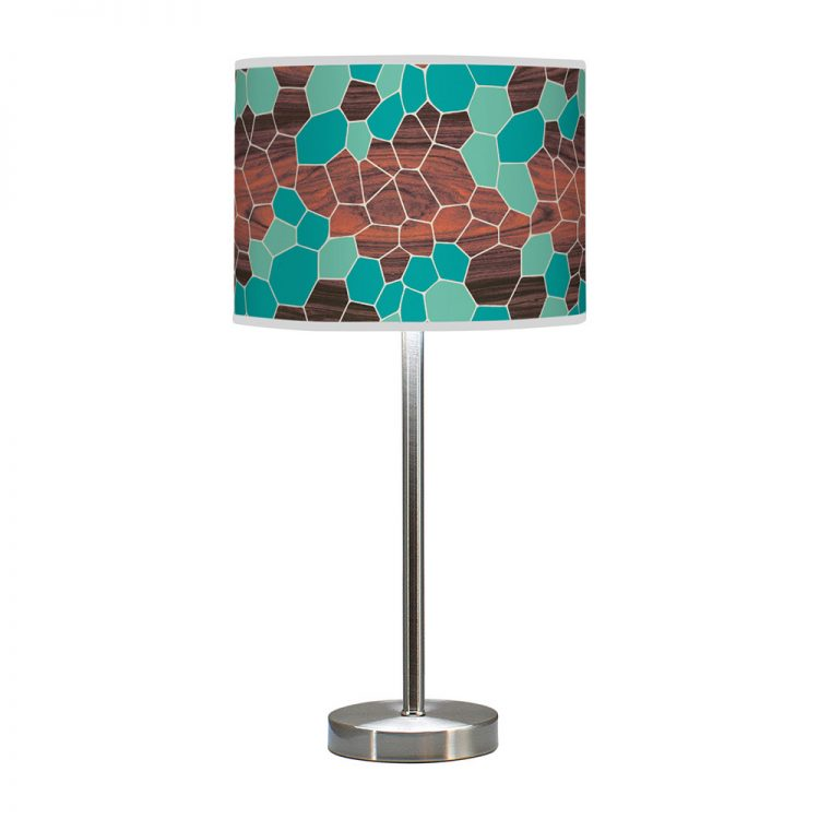 geode hudson table lamp blue
