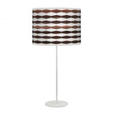 weave 3 tyler table lamp ebony