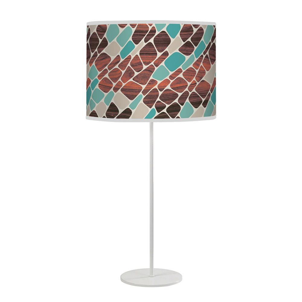 cell tyler table lamp blue