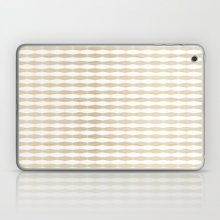 weave white oak laptop and ipad skin