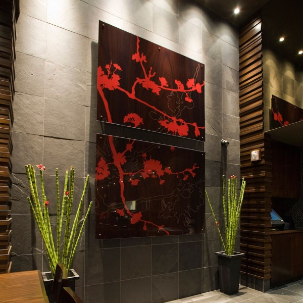 sinju wall graphic