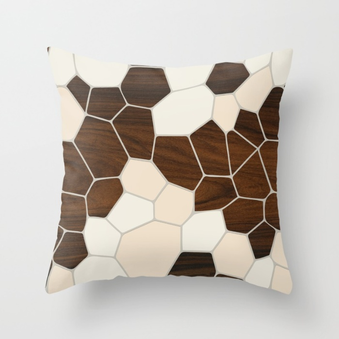 geode in cream throw pillow - jefdesigns d950a4a34b5c