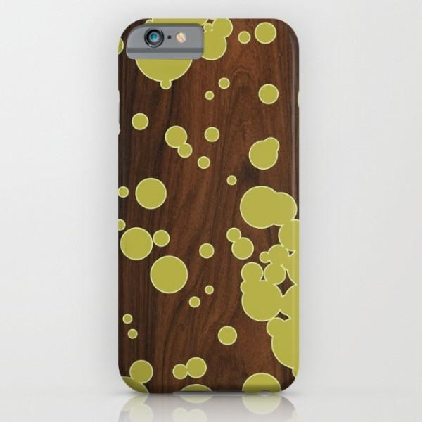 green fizzy phone case