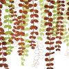 vine green wall Art Print